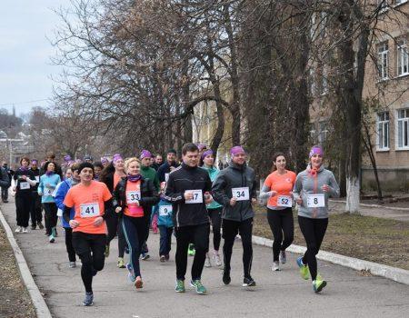 У Кропивницькому відбувся забіг гендерної рівності до Міжнародного Жіночого Дня. ФОТО