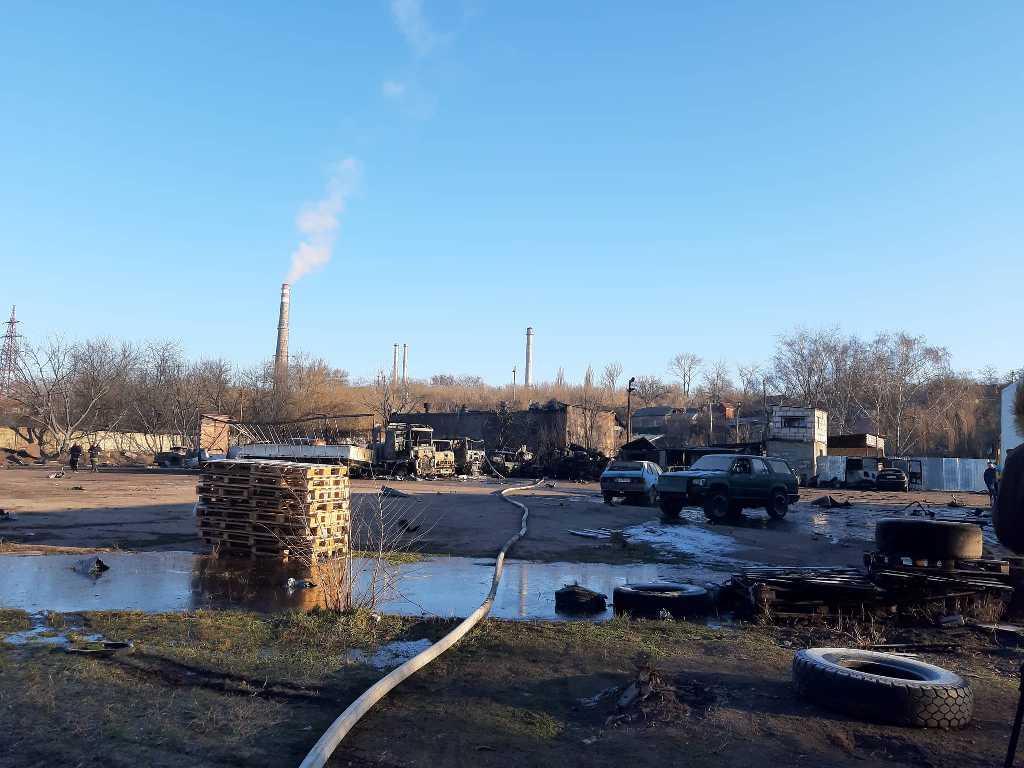 Наслідки вибуху на газовій заправці у Кропивницькому. ФОТО - 2 - Події - Без Купюр