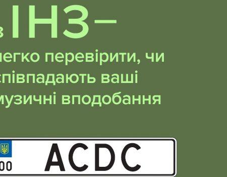 Як оформити індивідуальні номерні знаки