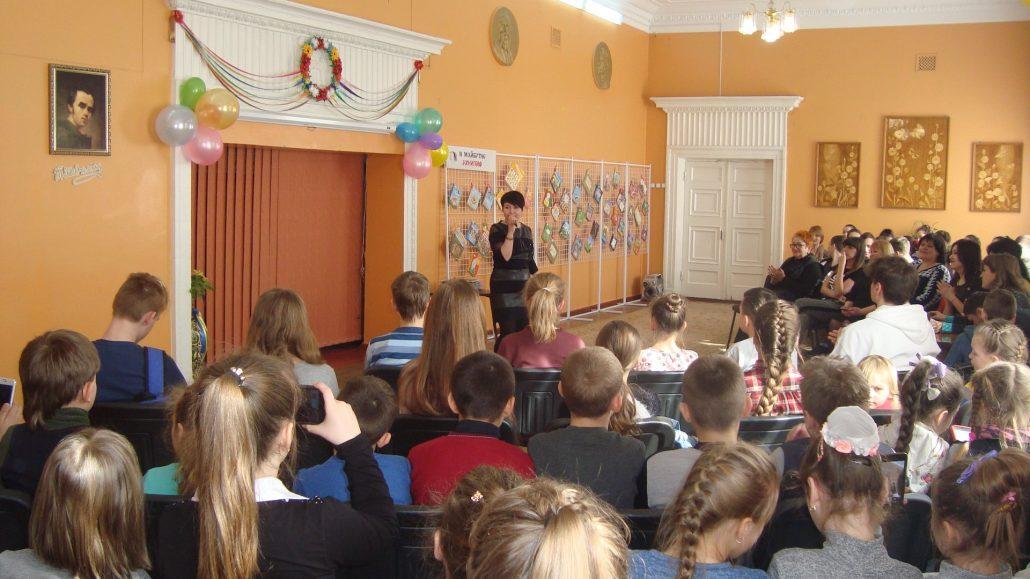 У Кропивницькому стартував Всеукраїнський тиждень дитячого читання. ФОТО - 4 - Культура - Без Купюр