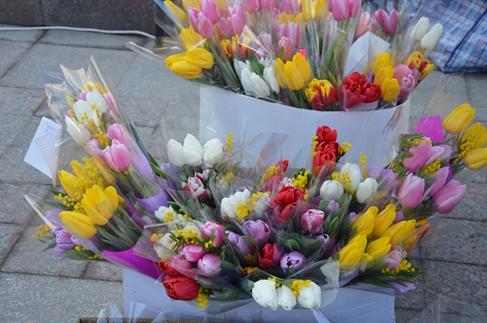 Напередодні Міжнародного жіночого дня у Кропивницькому влаштували святковий ярмарок. ФОТО Фото 2 - Життя - Без Купюр - Кропивницький