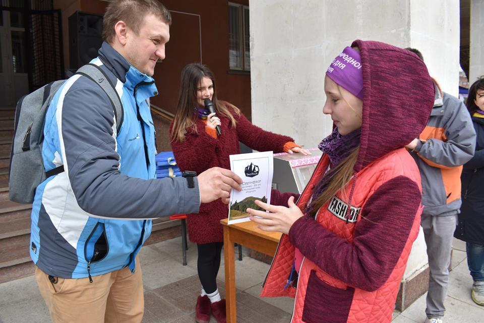 У Кропивницькому відбувся забіг гендерної рівності до Міжнародного Жіночого Дня. ФОТО - 11 - Життя - Без Купюр