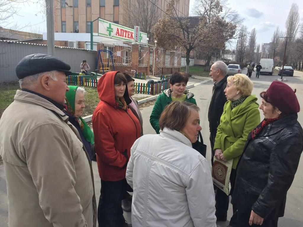 У Кропивницькому ще одну зелену зону забудують магазинами. ФОТО - 4 - Життя - Без Купюр