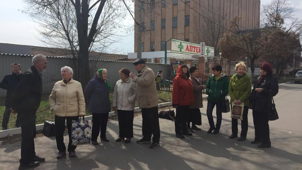 У Кропивницькому ще одну зелену зону забудують магазинами. ФОТО - 1 - Життя - Без Купюр
