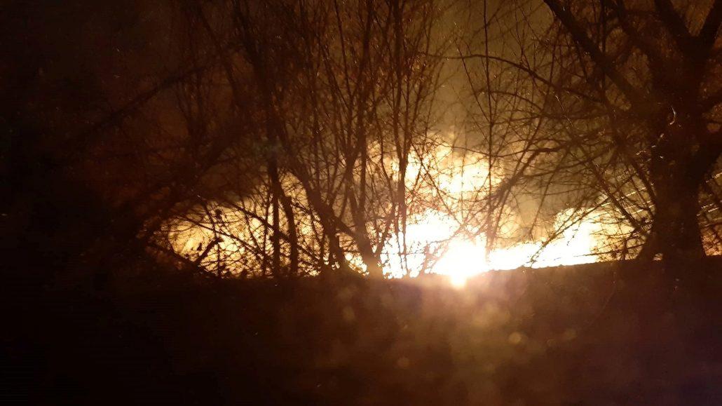 У Кропивницькому прогримів вибух. ФОТО, ВІДЕО Фото 1 - Події - Без Купюр - Кропивницький