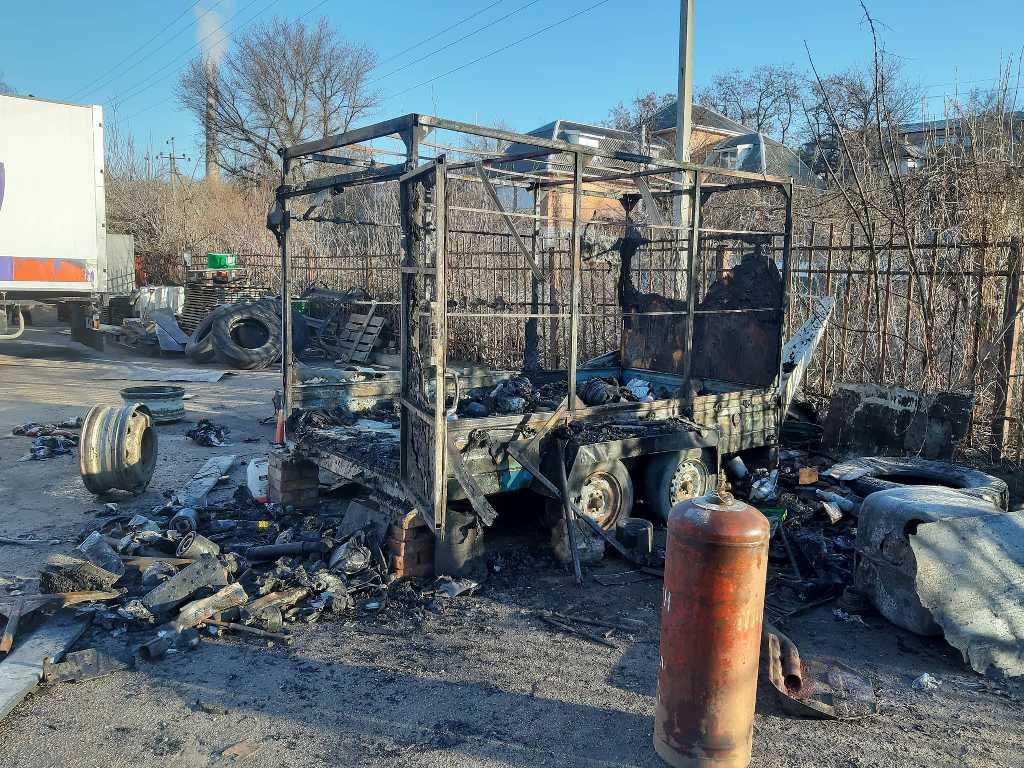 Наслідки вибуху на газовій заправці у Кропивницькому. ФОТО - 15 - Події - Без Купюр