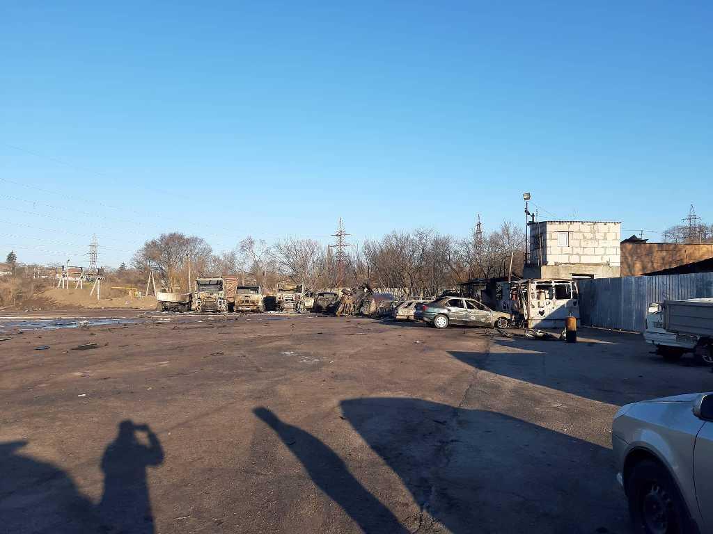 Наслідки вибуху на газовій заправці у Кропивницькому. ФОТО - 12 - Події - Без Купюр