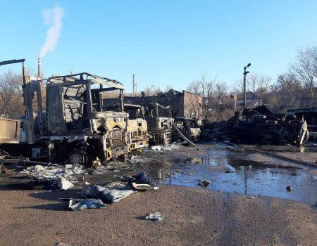 Пожежа на заправці у Кропивницькому: поліція відкрила кримінальне провадження