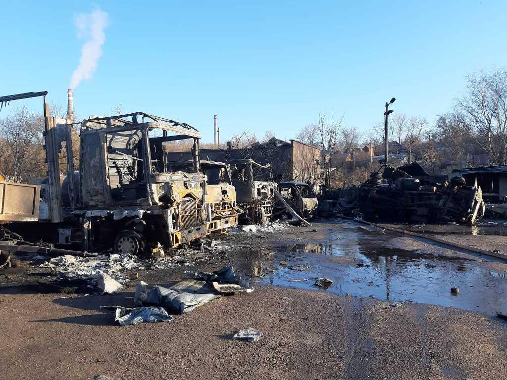 Наслідки вибуху на газовій заправці у Кропивницькому. ФОТО - 11 - Події - Без Купюр