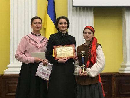 Мистецький проект кропивничанки здобув гран-прі на фестивалі у Києві. ФОТО