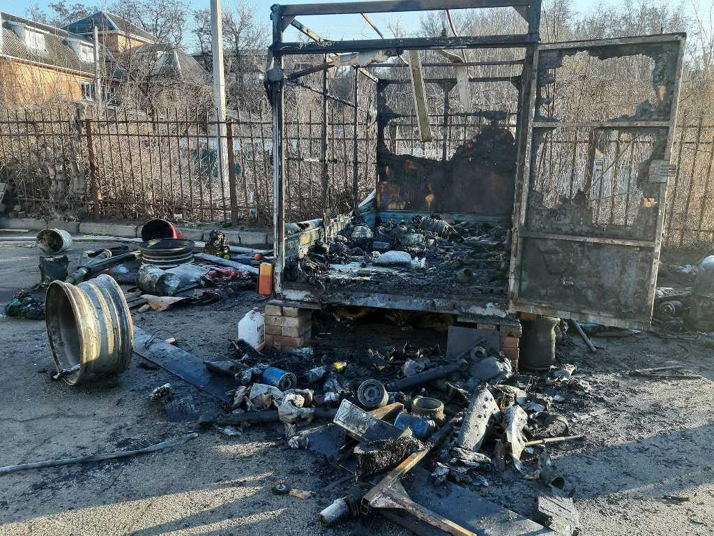 Наслідки вибуху на газовій заправці у Кропивницькому. ФОТО - 10 - Події - Без Купюр