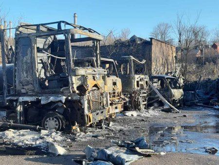 У Кропивницькому взяли під варту керівника підприємства, де стались пожежа і вибухи