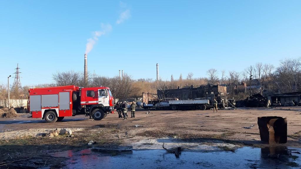 Наслідки вибуху на газовій заправці у Кропивницькому. ФОТО - 7 - Події - Без Купюр