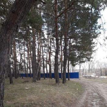 У Кропивницькому вимагають від міської влади мораторію на будівництво у зоні  Лісопаркової