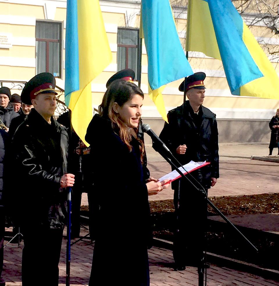 У Кропивницькому відзначили 205 річницю з дня народження Шевченка. ФОТО - 3 - Культура - Без Купюр