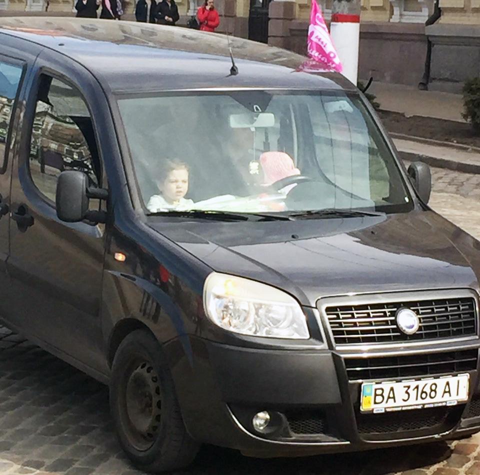 """У Кропивницькому стартував перший жіночий автопробіг """"Забіг на шинах"""". ФОТО 6 - Життя - Без Купюр"""