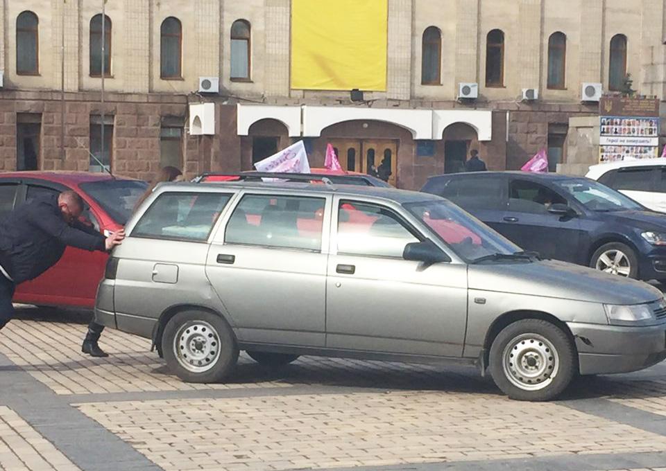 """У Кропивницькому стартував перший жіночий автопробіг """"Забіг на шинах"""". ФОТО 5 - Життя - Без Купюр"""