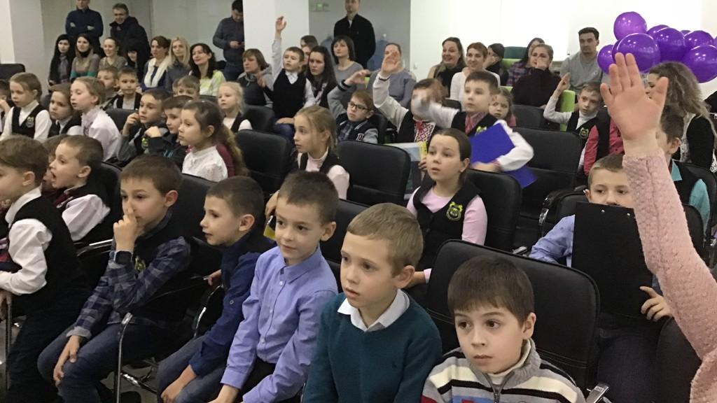 Без Купюр У Кропивницькому школярі захистили свої бізнес-проекти. ФОТО Життя  Кропивницький бізнес-школа