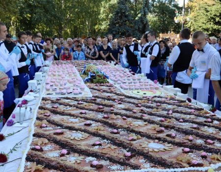 На День міста в Кропивницькому знову роздаватимуть пироги, але естетично