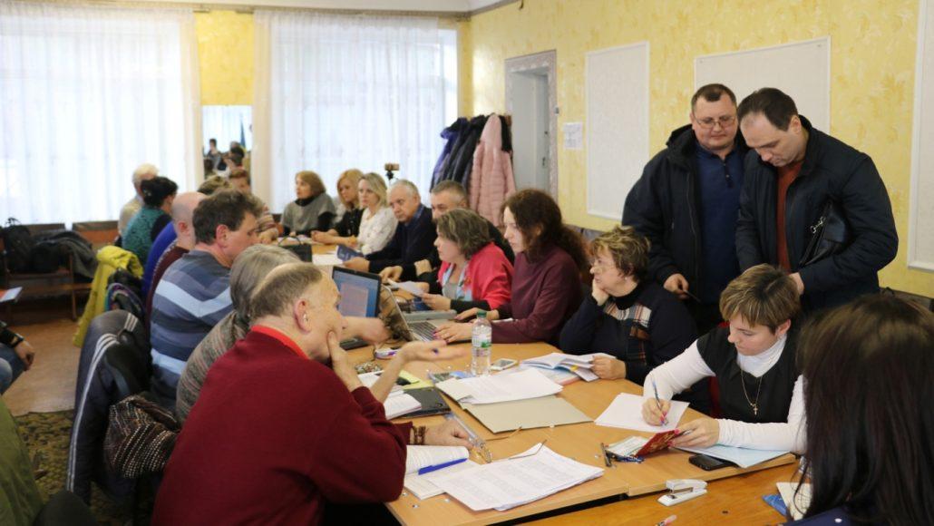 У Кропивницькому нові члени і голова ОВК склали присягу. ФОТО - 1 - Вибори - Без Купюр