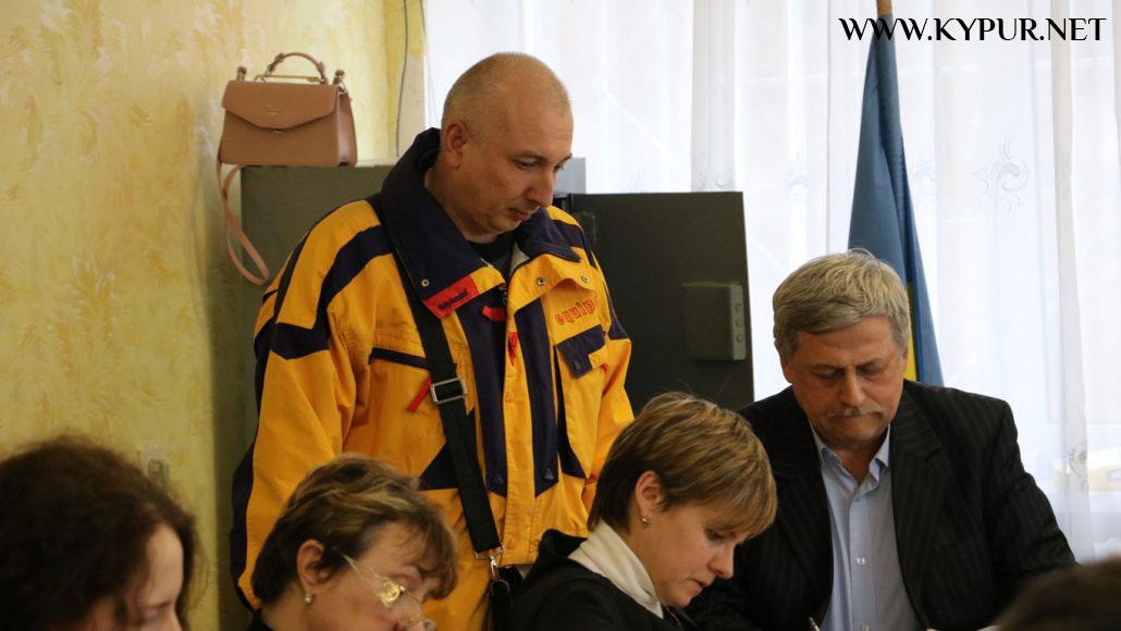 У Кропивницькому провели засідання окружвиборчкому. ФОТОРЕПОРТАЖ 7