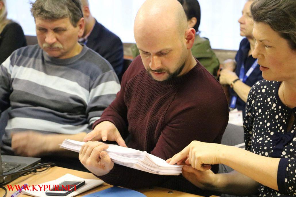 У Кропивницькому провели засідання окружвиборчкому. ФОТОРЕПОРТАЖ 20