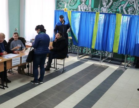 На Кіровоградщині підрахували  майже 100% протоколів