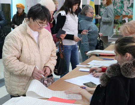 На Кіровоградщині понад 4 тисячі жителів змінили місце голосування