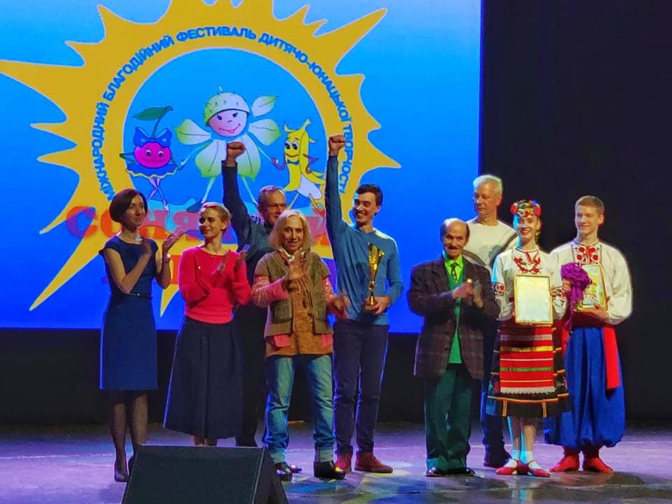 Танцювальний колектив з Кропивницького здобув Гран-Прі на всеукраїнському конкурсі. ФОТО - 1 - Культура - Без Купюр