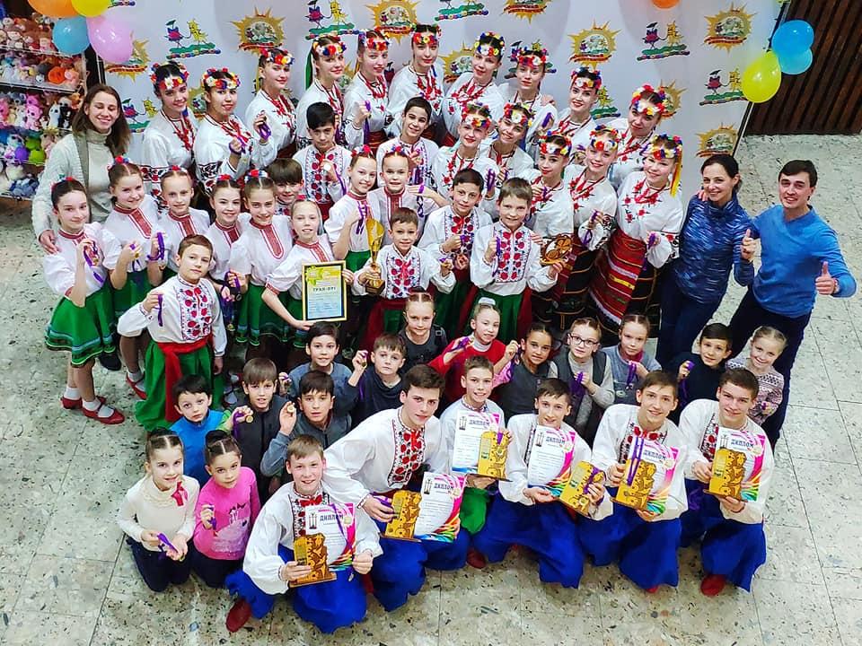 Танцювальний колектив з Кропивницького здобув Гран-Прі на всеукраїнському конкурсі. ФОТО - 2 - Культура - Без Купюр