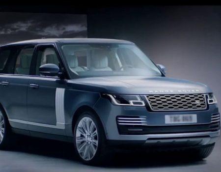 Міський голова Кропивницького придбав Range Rover за понад 5 мільйонів гривень