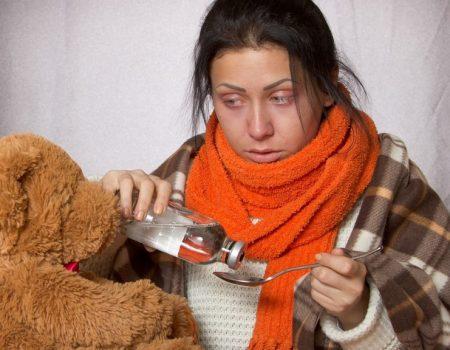 На Кіровоградщині 244 людини госпіталізовано з ГРВІ