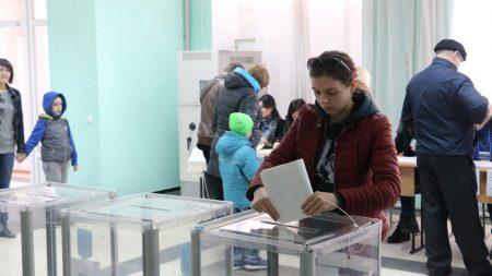 Явка виборців на Кіровоградщині