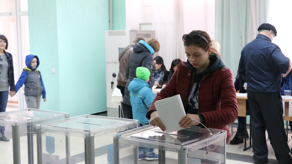 Явка виборців на Кіровоградщині - 1 - Вибори - Без Купюр