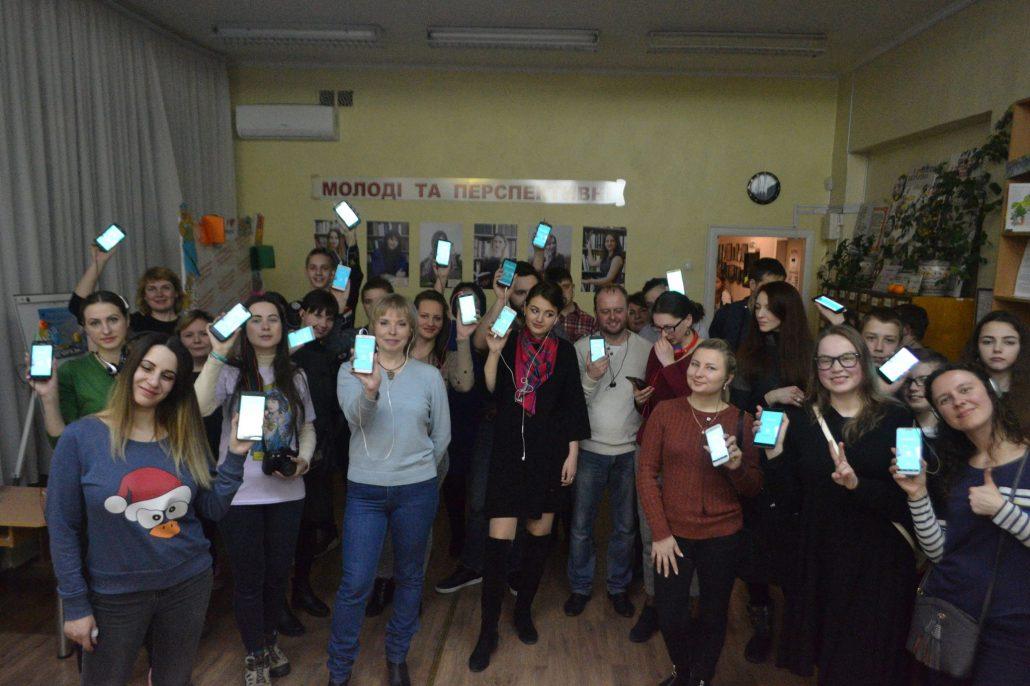 У Кропивницькому влаштували танці у бібліотеці. ФОТО - 1 - Культура - Без Купюр