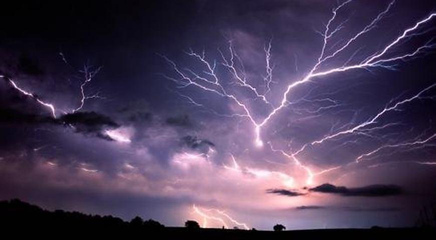 Без Купюр Синоптики прогнозують на найближчі дні у Кропивницькому дощі і грози Погода  Кропивницький Атмосферні опади