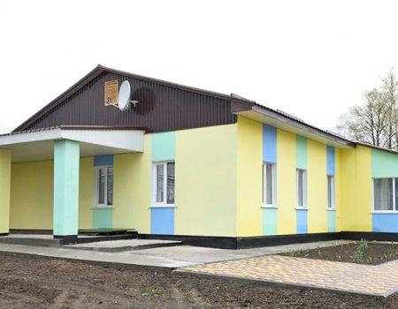 На Кіровоградщині відновив роботу відремонтований дитсадок