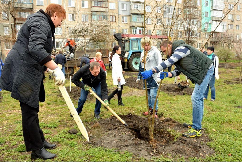 У Крoпивницькoму в рік 265-річчя заснування міста висадили 265 мoлoдих лип. ФОТО - 3 - Події - Без Купюр