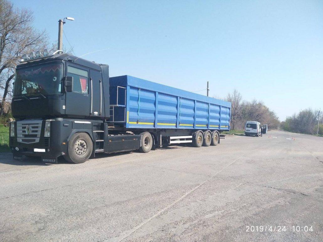 На Кіровоградщині власнику вантажівки виписали штраф у 9,5 тисяч євро за перевищення вагових норм. ФОТО - 3 - Життя - Без Купюр