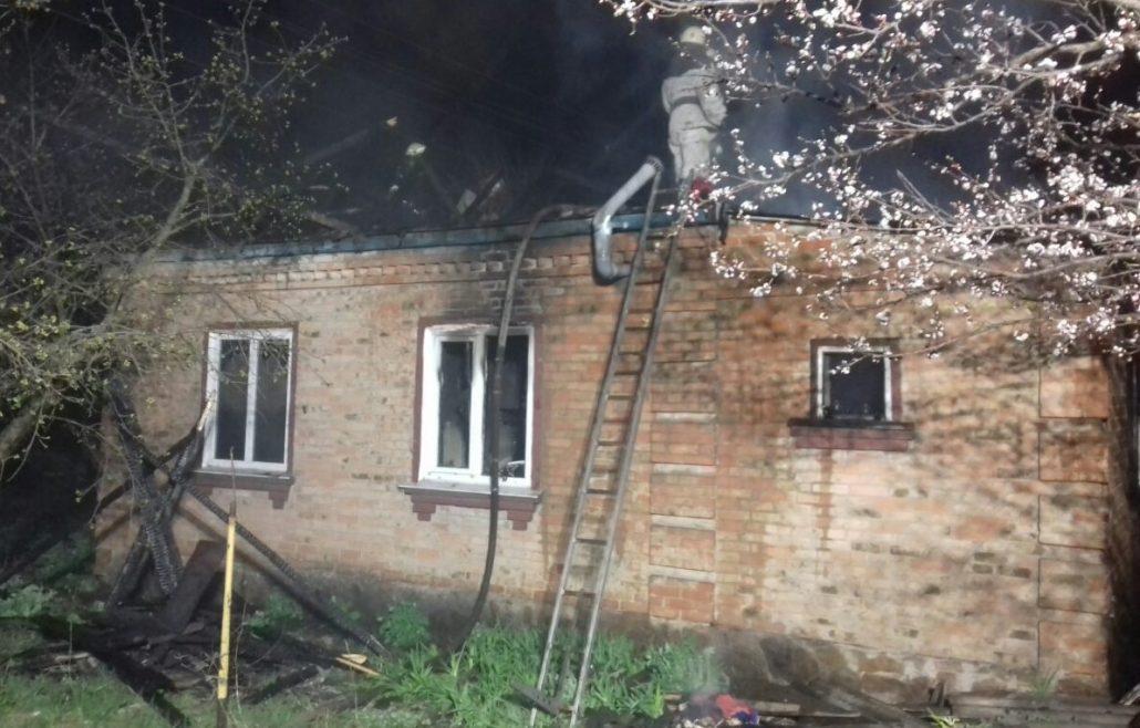 Без Купюр В Олександрії на місці пожежі знайшли двох загиблих Події  пожежа Кіровоградщина