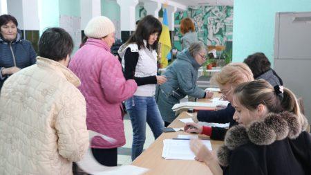 Як Кіровоградщина обирала президента