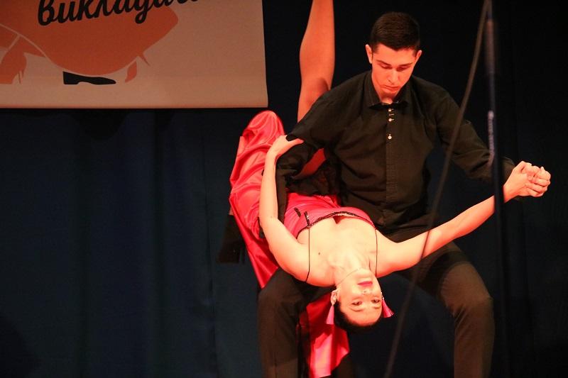 У Кропивницькому педуніверситеті влаштували «Танці з викладачами». ФОТО - 6 - Події - Без Купюр