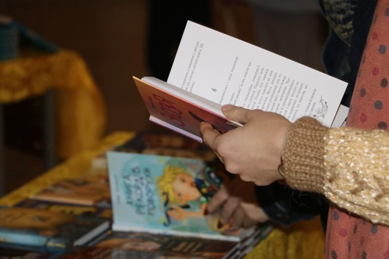 У Кропивницькому стартував Всеукраїнський книжковий фестиваль. ФОТО - 5 - Події - Без Купюр