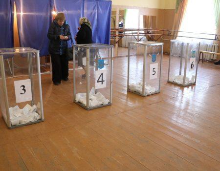 На Кіровоградщині у ІІ-му турі виборів проголосувало 60,5% виборців