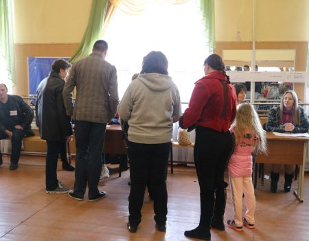 У Кропивницькому проголосувало понад 80 тисяч виборців