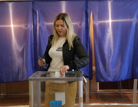 Вибори Президента: як голосують у Кропивницькому. ФОТО