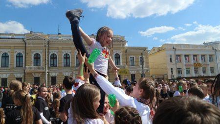 У Кропивницькому відбувся танцювальний джем колективів з усієї України. ФОТО