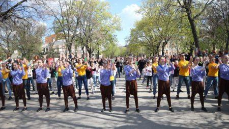 У Кропивницькому встановили черговий національний рекорд. ФОТО