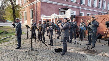 Оркестр 3-го полку спецпризначення відкрив сезон виступів. ФОТО, ВІДЕО