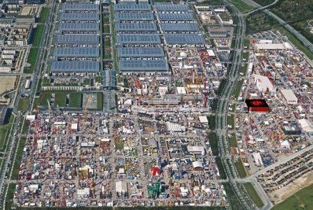 """""""Гідросила"""" представить Кіровоградщину на найбільшій у світі виставці будівельнoї техніки"""